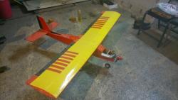 آموزش ساخت هواپیمای مدل ایگل 2