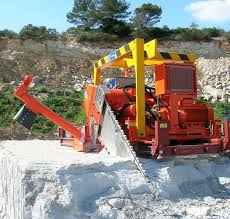 پاورپوینت آشنایی با دستگاه هاواژ و روش های بهینه سازی استخراج سنگ